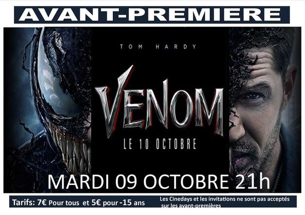 AVANT PREMIERE 09  OCTOBRE
