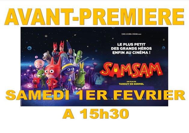 AVANT PREMIERE 01 FEVRIER