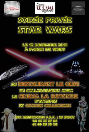Soir�e Star Wars le Quai
